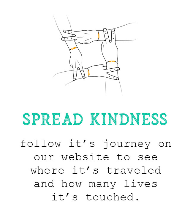 Spread Kindness Graphic